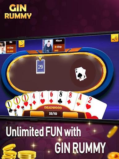 Gin Rummy Poker screenshots 1
