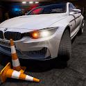 Modern Car Parking Driving Games: Free Car Games icon