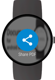 Documents for Android Wear Screenshot 5