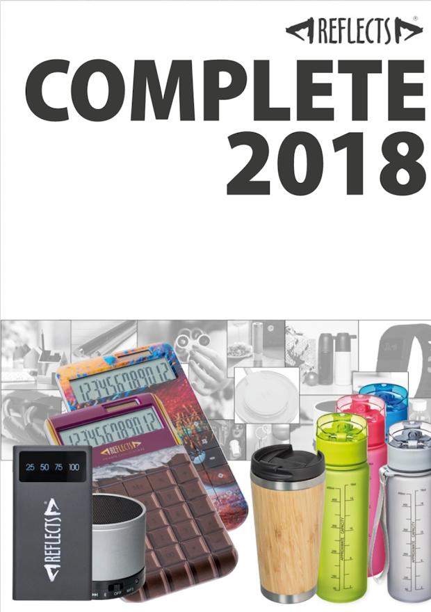 catalogue 2018 reflects godes objet cadeau entreprise