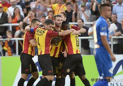 KV Mechelen wurmt zich voorbij Moeskroen dankzij Veselinovic en Claes