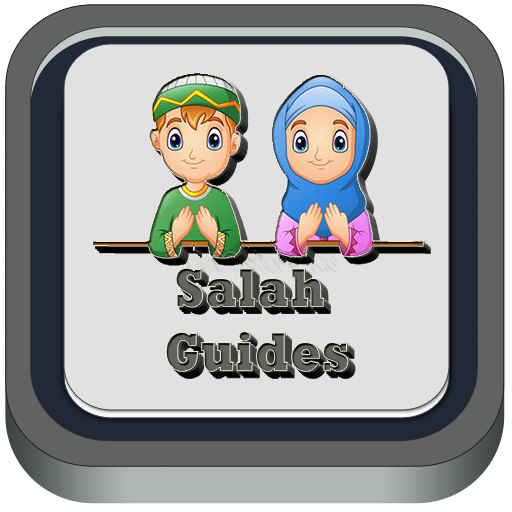 Salah Guides With Pictures All Salahs Prayer