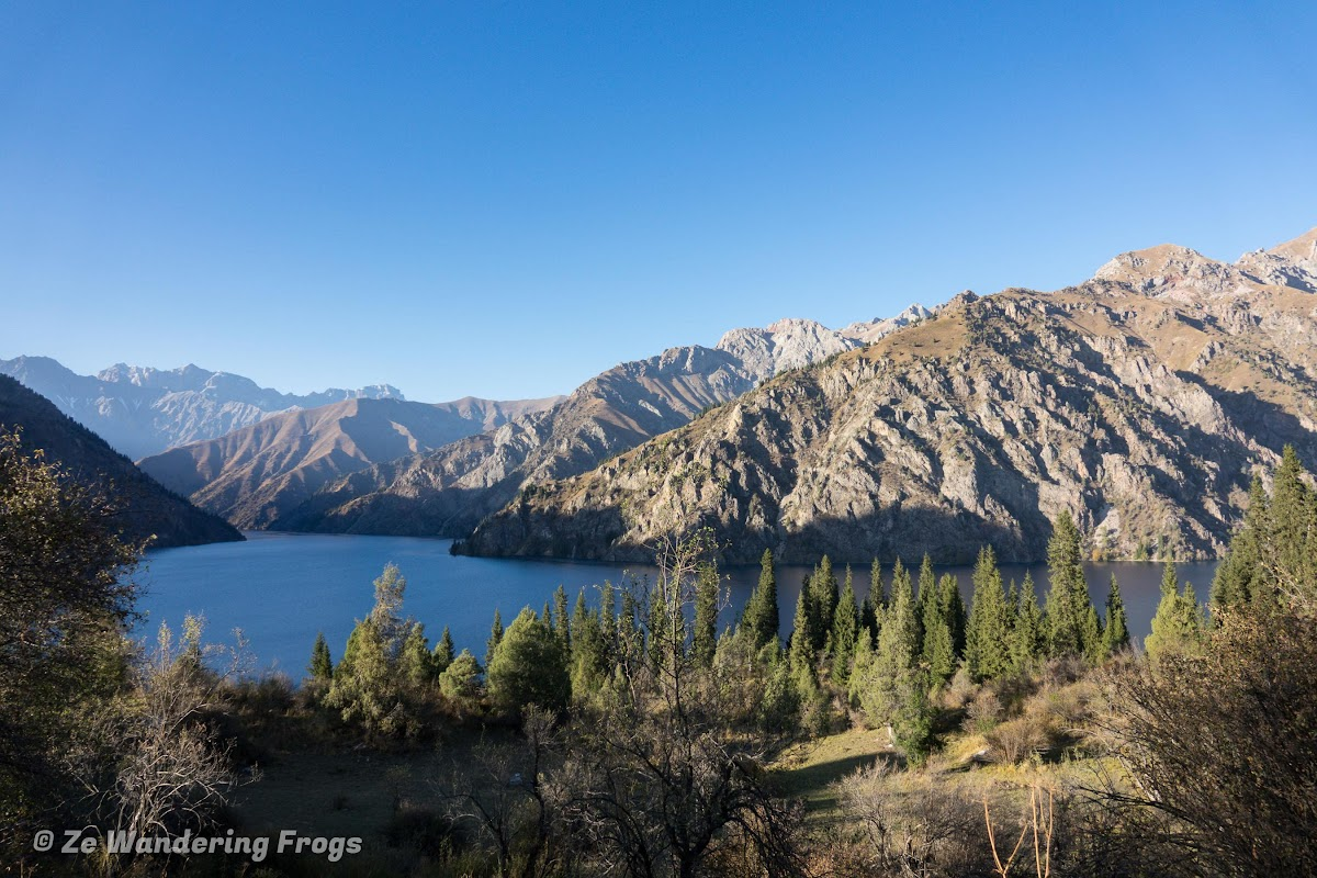 Kyrgyzstan Trekking: Guide to Sary-Chelek in the Tian Shan Mountains // Sary-Chelek Lake