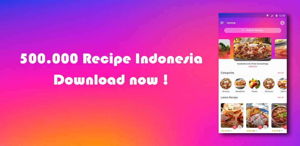 Resep Masakan Indonesia 2020 1 0 Apk Download Com Unlimited Bukuresepmasakan Apk Free