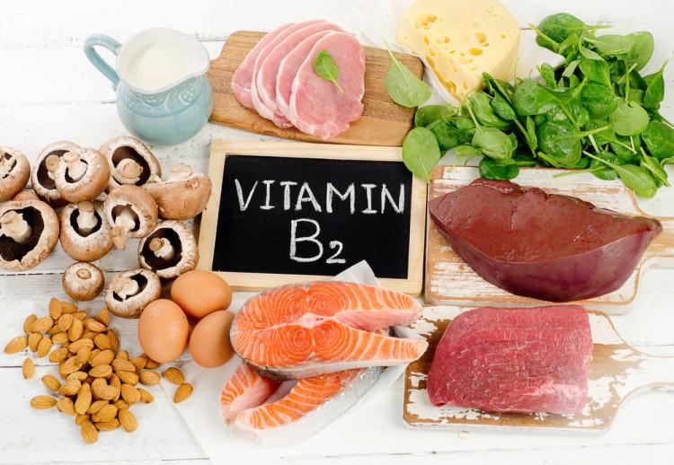 ビタミンB2を含む食べ物