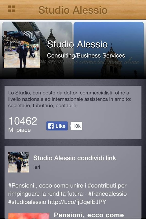 Studio Alessio- screenshot