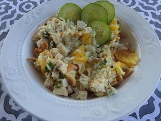 Orange Chicken Salad Recipe