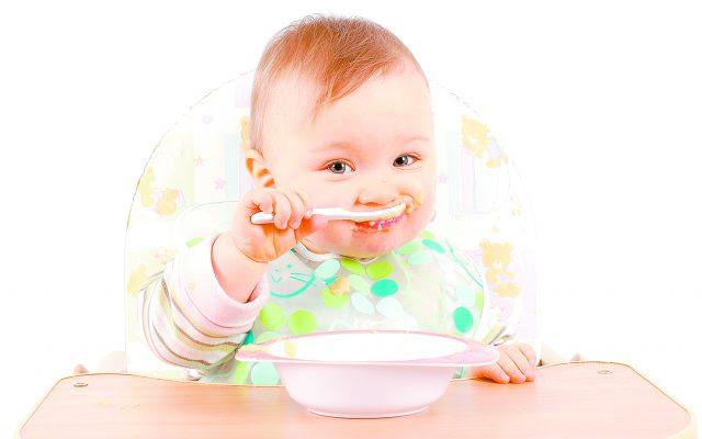 papillas-de-cereales-de-bebés-azúcar