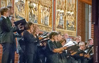 Photo: Oratorienchor Karlsruhe im Münster zu Doberan