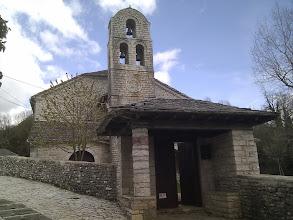Photo: Monodedndri church