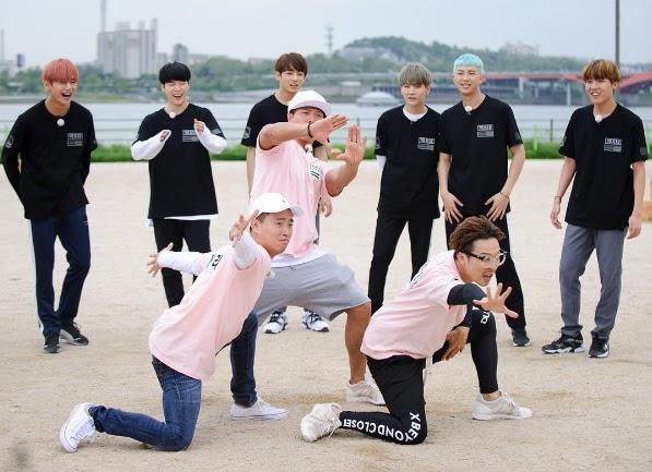 BTS-Running-Man1