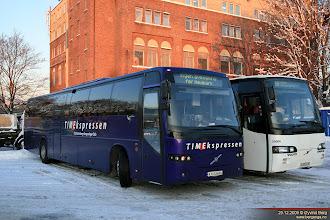 Photo: #21556: KH 12601 i Bispegata, Oslo, 29.12.2009.
