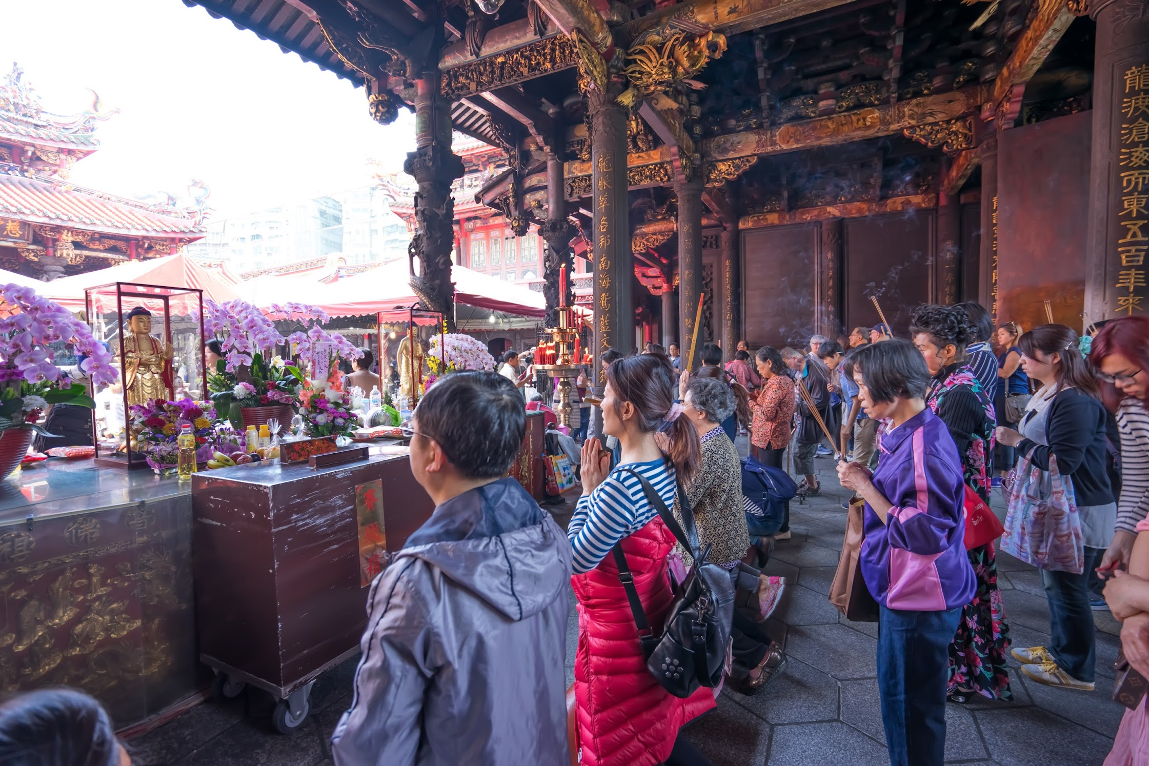 Taipei Longshan Temple2