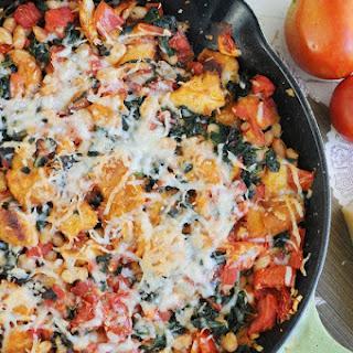White Bean and Tomato Skillet
