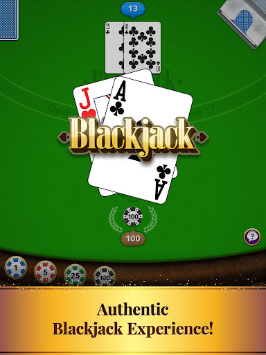 Blackjack Card Game screenshot 9