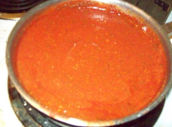 Diane's Fav Homemade B'b'que Sauce Recipe