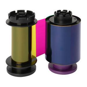 Färgband Evolis Avansia - YMCK - 500 kortsidor