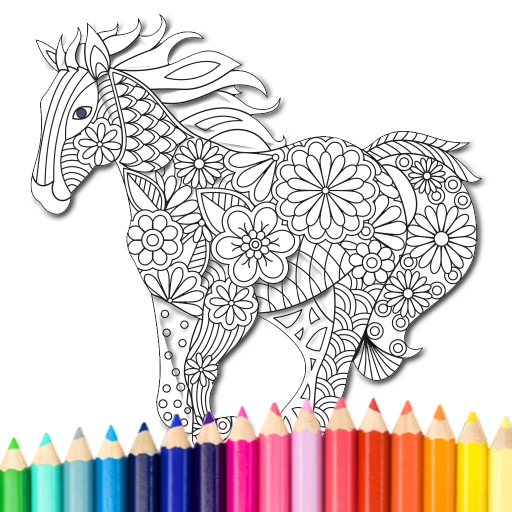 Animal Coloring Mandala Pages Apps On Google Play