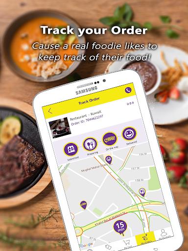 Cravez - Food Delivery 1.5.26 screenshots 13
