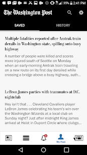 The Washington Post Classic 6