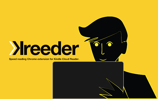 Speed reading chrome extension for kindle cloud reader