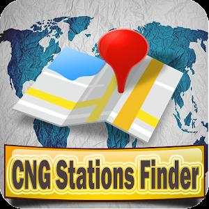 CNG Stations Finder