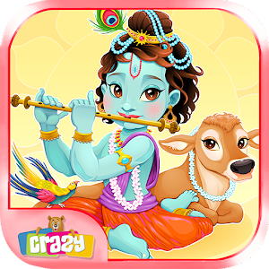 Krishna Puzzle Game For Kids