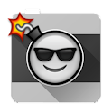 Selfie Photobomb Photo Sticker icon