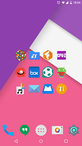 Iride UI - Icon Pack - screenshot