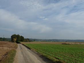 Photo: Sur le plateau dominant  Ottignies-Louvain-la-Neuve