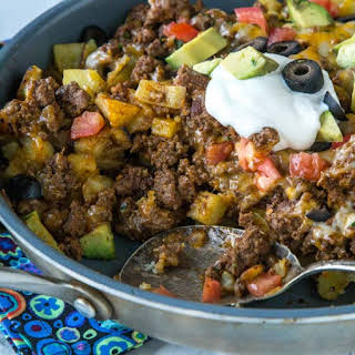 Mexican Ground Beef Potatoes Recipes.