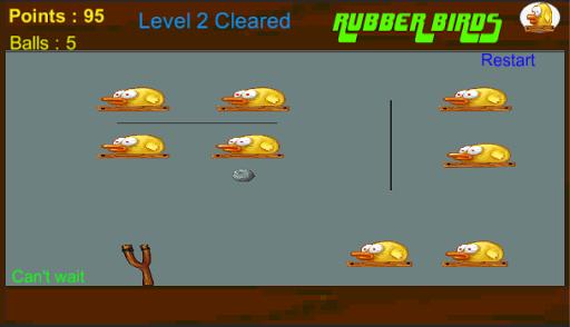 Rubber Birds