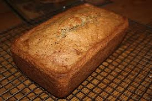 turn bread over and release from pan, and let cool right side up, serve...