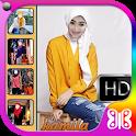 Hijab Jeans Beauty icon