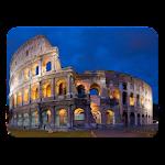 Ancient Buildings Icon