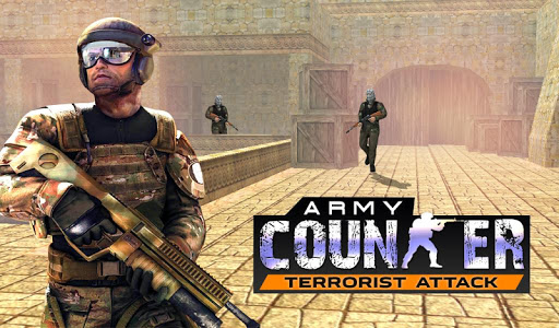 Army Counter Terrorist Attack Sniper Strike Shoot 1.6.2 screenshots 1