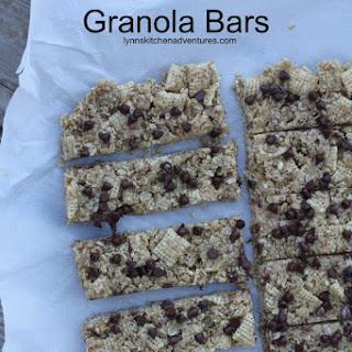 Chex Granola Bars