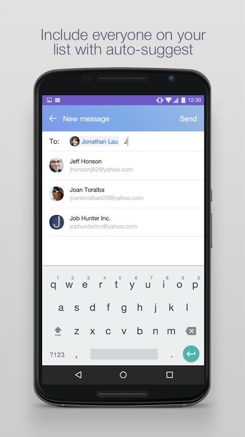 Yahoo Mail – Free Email App- screenshot