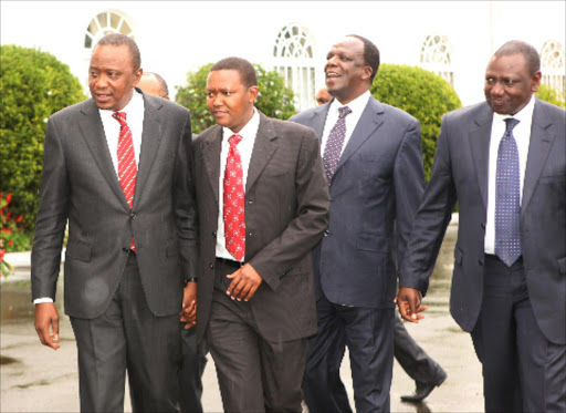 Uhuru plans will fail unless graft 'big fish' charged, says Mutua