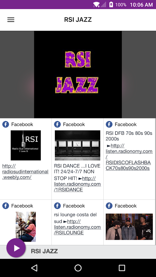 RSI JAZZ- screenshot