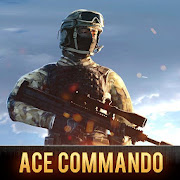 Game Ace Commando v1.0.9 MOD ONE HIT | GOD MODE | UNLIMITED MONEY
