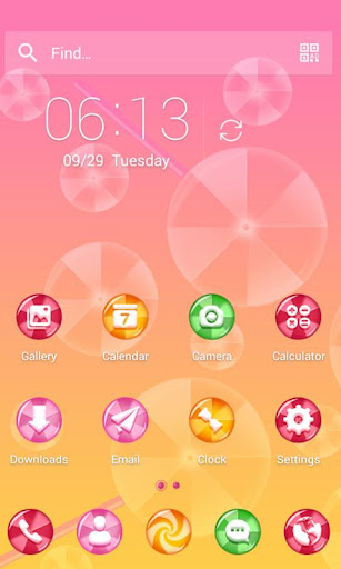 Solo Launcher Candy
