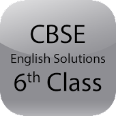 CBSE English Solutions Class 6