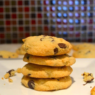Perfect Almond Flour Chocolate Chip Cookies Recipe