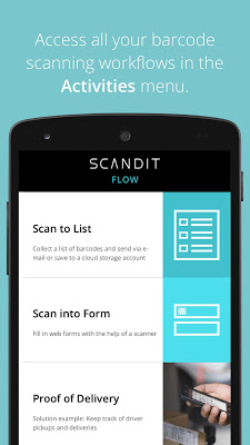 Scandit Flow - screenshot