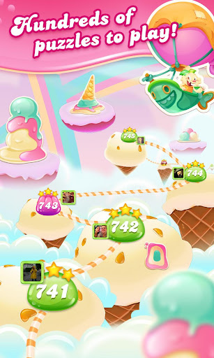 Candy Crush Jelly Saga 2.10.13 Cheat screenshots 4