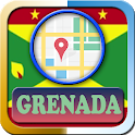 Grenada Maps and Direction icon