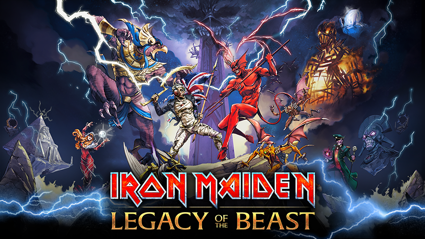 Maiden: Legacy of the Beast- screenshot