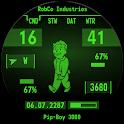 Pip-Boy Watchface  [+Bonus] icon