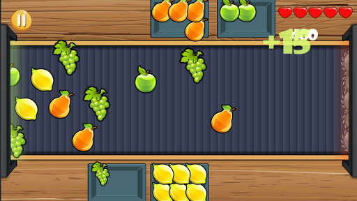 無料解谜Appのフルーツソーター|記事Game
